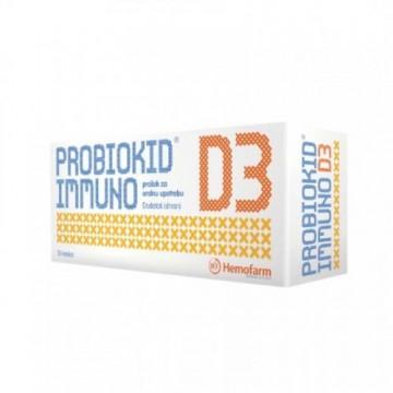 PROBIOKID IMMUNO D3, 10 kesica