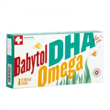 Babytol DHA Omega, 30...
